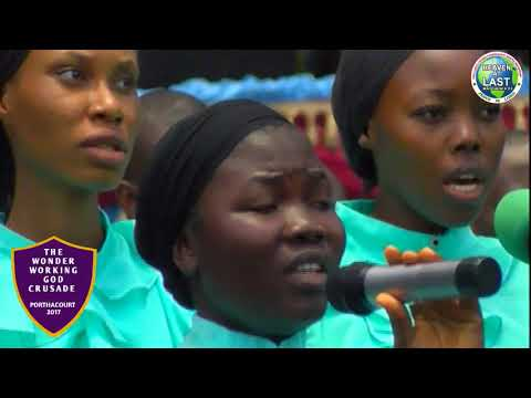 Campus Choir: The Lord's Chosen Crusade Port Harcourt, 2017: DAY 1