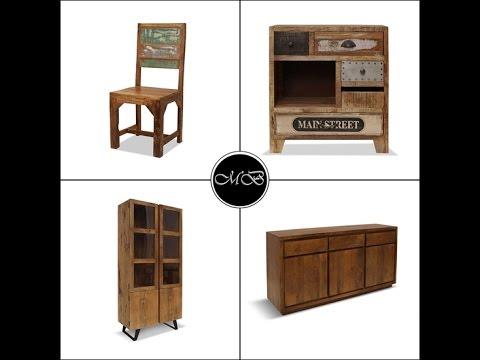 Muebles rusticos baratos para decoraci n youtube - Muebles entrada baratos ...