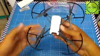 Drone Tello de Ryze y DJI review, pruebas de vuelo vídeos y fotos |DRONEPEDIA