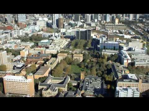 University of Melbourne promotional video
