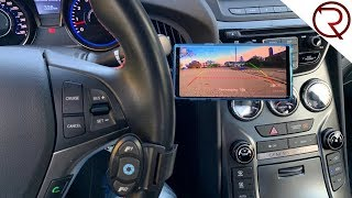 LOOK-IT a Truly Wireless Backup Camera System for Vehicles