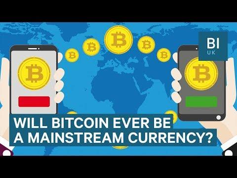 How Bitcoin could become a mainstream currency