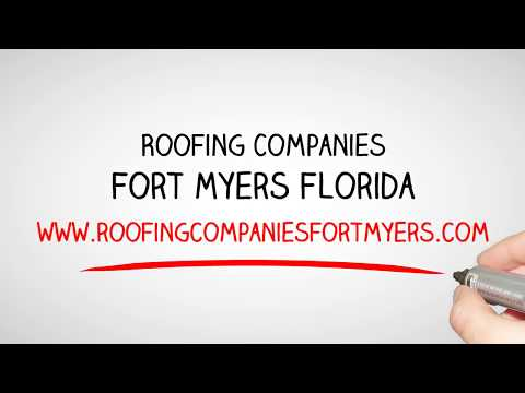 Roofing Companies Fort Myers Florida
