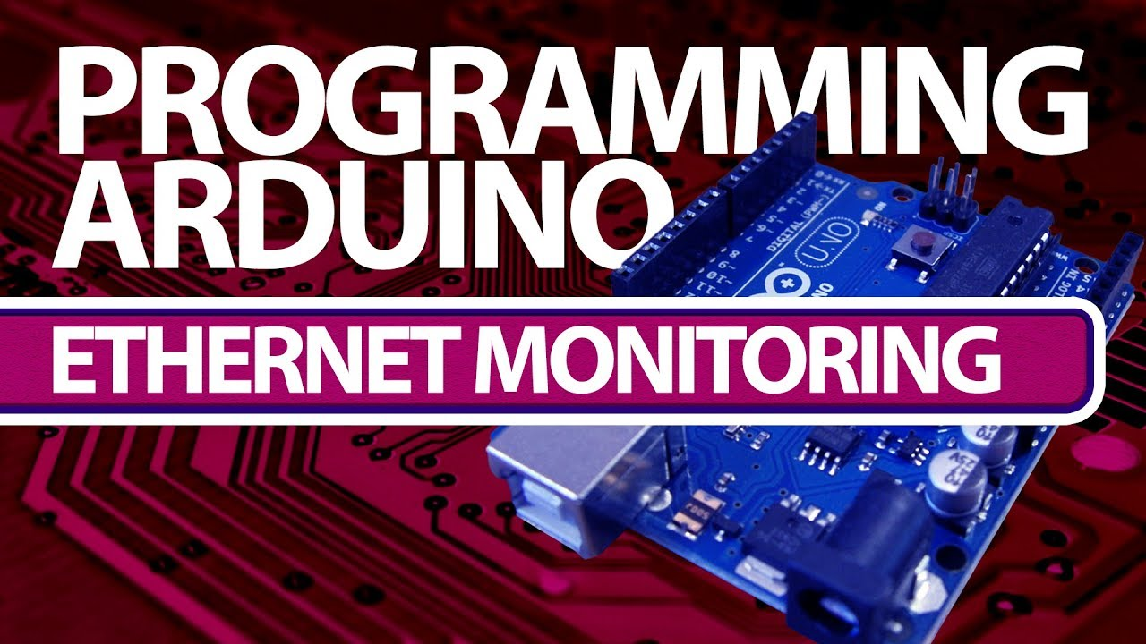Arduino Ethernet Monitoring & Control (Temp Sensor, PIR, Light Sensor,  Piezo Buzzer, & LED) w/ HTML