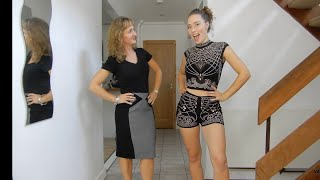 My Mum Picks My Fashionnova Outfits/MEET MY MUM