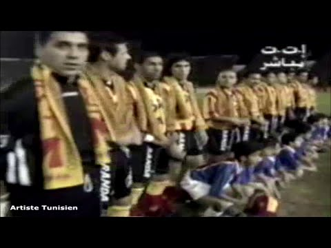 Espérance Sportive de Tunis 2-1 Paris Saint-Germain 03-01-1998 EST vs PSG [Full Match Highlights]
