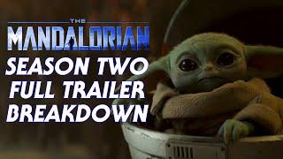 The Mandalorian Season 2 Trailer Breakdown