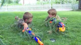 NERF WAR ; THE SNIPERS