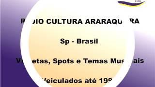 Radio Cultura Araraquara Parte 3