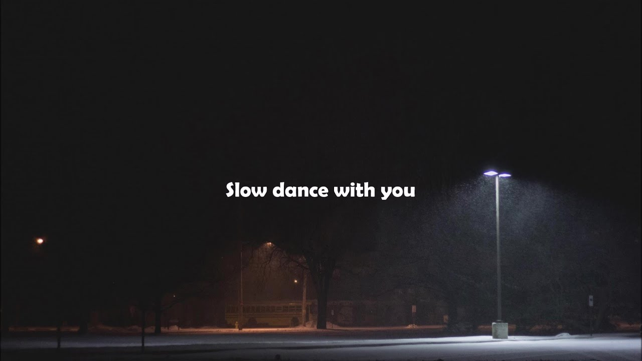 Slow Dance in a Parking Lot // Jordan Davis Lyric Video