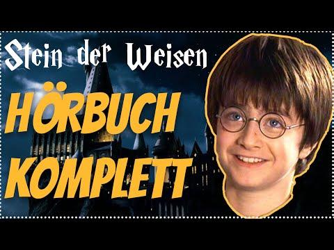 Harry Potter und der Stein der Weisen - Gesprochen von Rufus Beck YouTube Hörbuch auf Deutsch