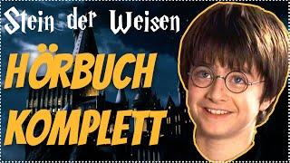GANZ Harry Potter und der Stein der Weisen Hörbuch VOLL ALLE TEILE Hörspiel Erwachsene #KOMPLETT