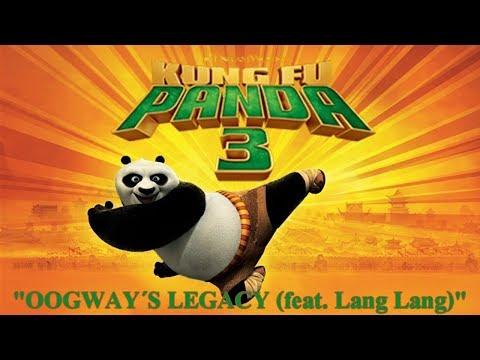 Kung Fu Panda 3 Piano - Main Theme (feat. Lang Lang) - Hans Zimmer