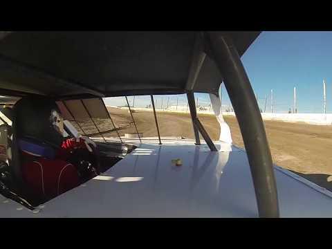 Rattlesnake Raceway 6/17/17 Mod Mini Heat onboard