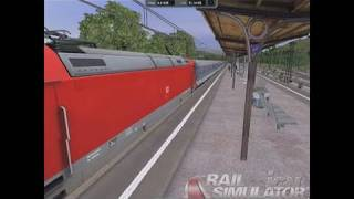 Rail Simulator PC Games Trailer - Trailer