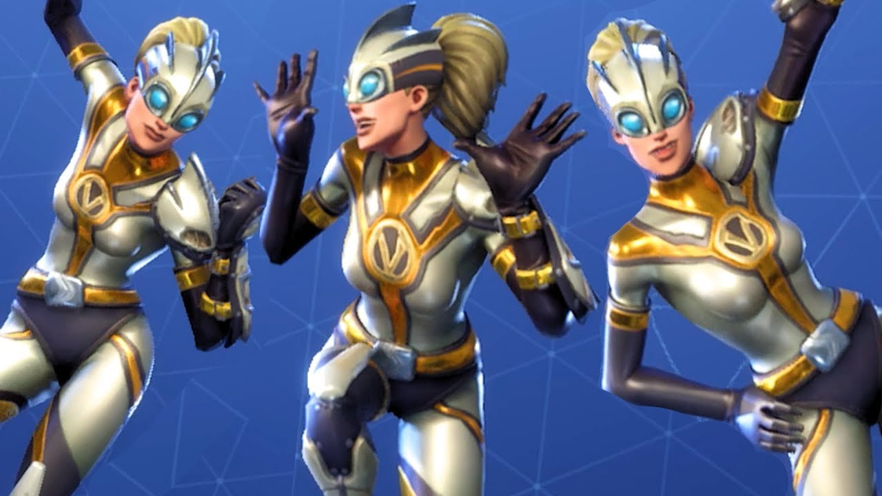 Fortnite ventura performs all dances new female costume - Ventura fortnite ...