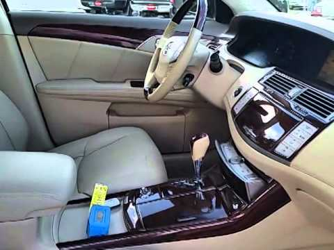 2008 Toyota Avalon Limited Review By Alan Trainer