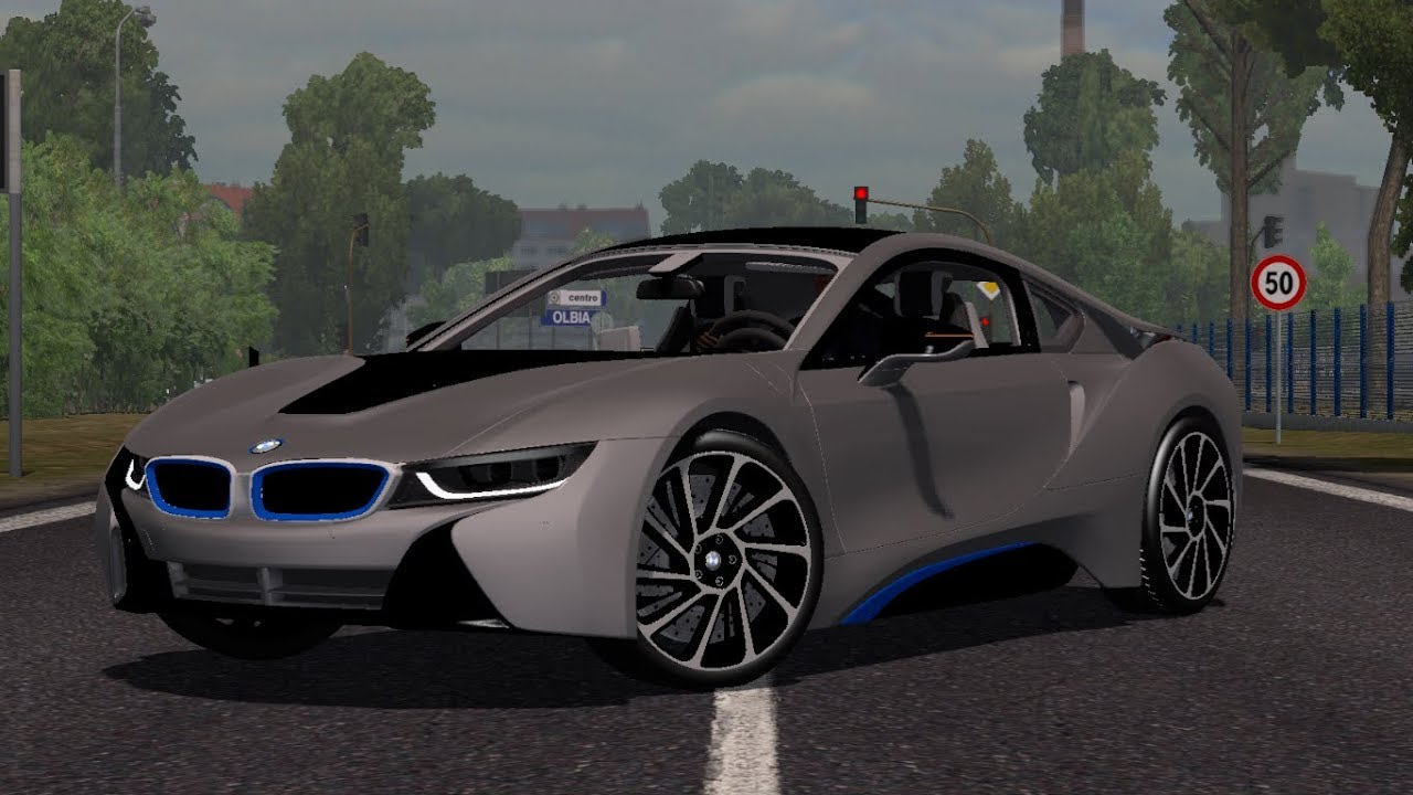 1 32 Euro Truck Simulator 2 Bmw I8 Reworked Mods Youtube