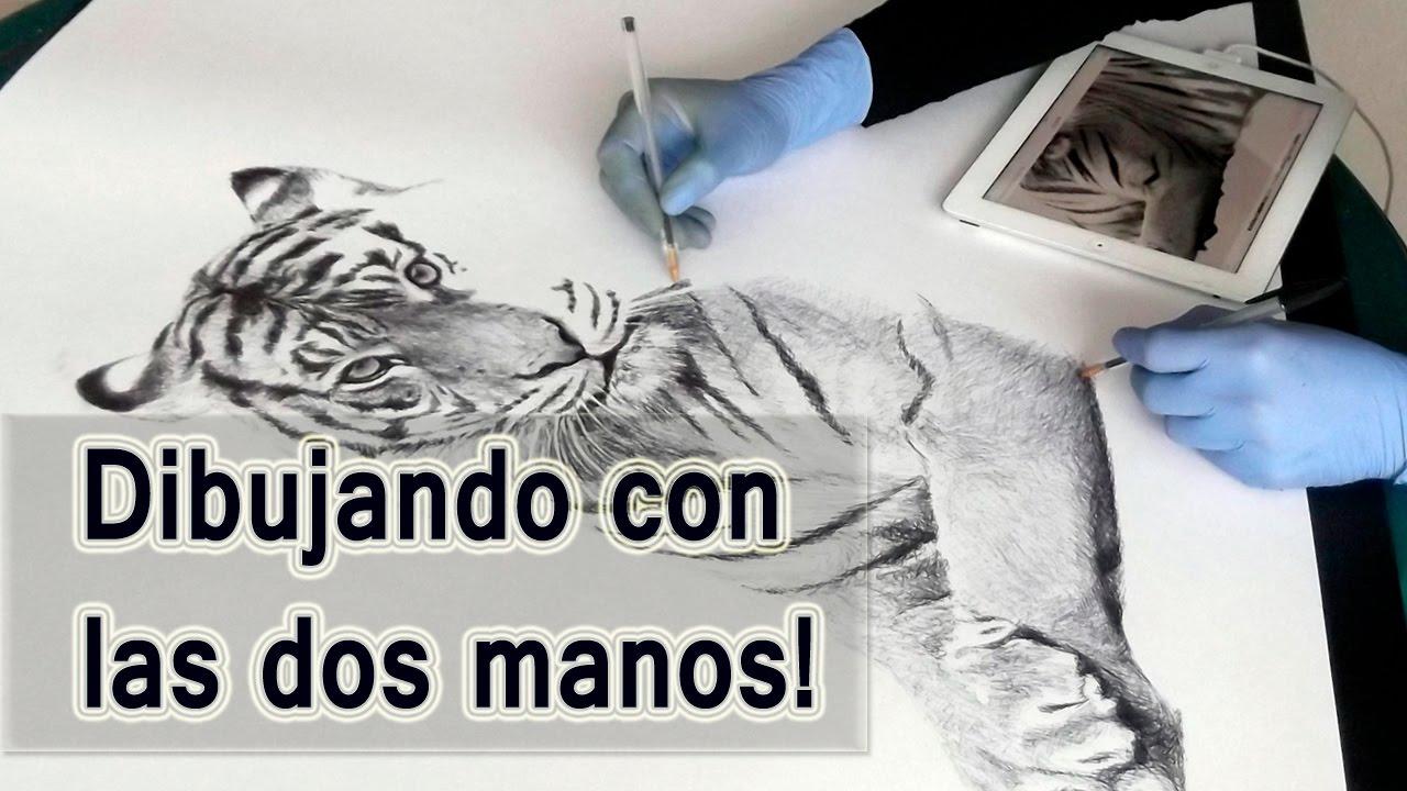 Speed Drawing: Dibujo Realista Hecho Con Lapicero (dibujo