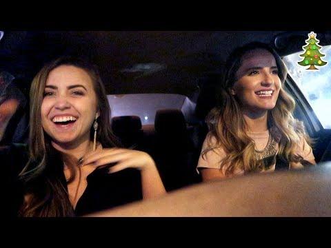 Throwback Songs Carpool Karaoke | VLOGMAS DAY 3!