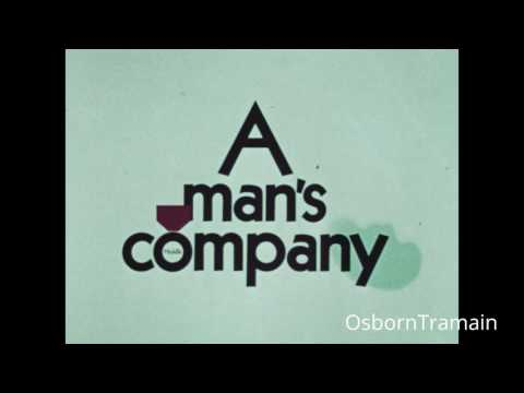 A Man's Company.   Commercial 1968 - Belts and Wallets  - Horses