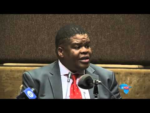 Mahlobo: We will bring specialised unit into Vuwani