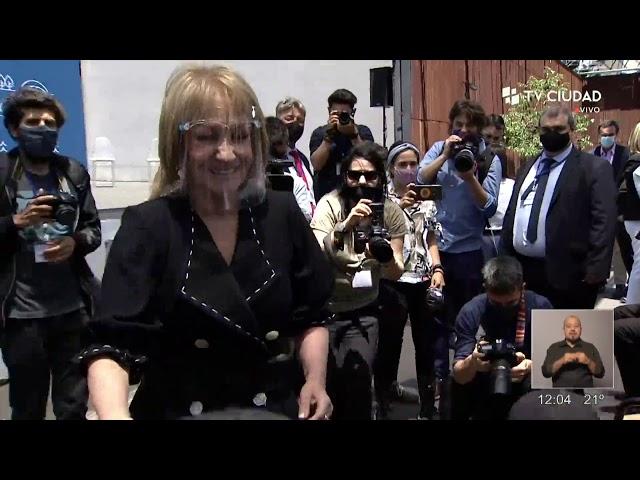 Carolina Cosse - Biografía