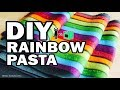 I Tried Tasty's Rainbow Pasta, Corinne VS Cooking