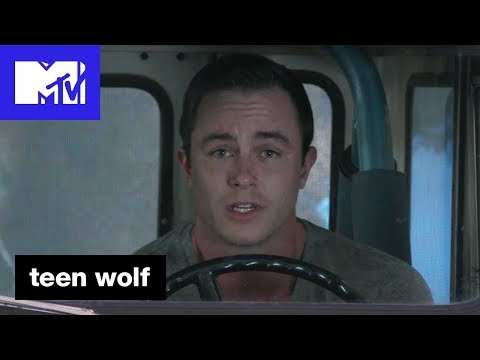 Ryan Kelley 'The Roscoe Confessionals'  Teen Wolf Season 6B  MTV
