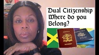 Dual Citizenship - so where do you belong?