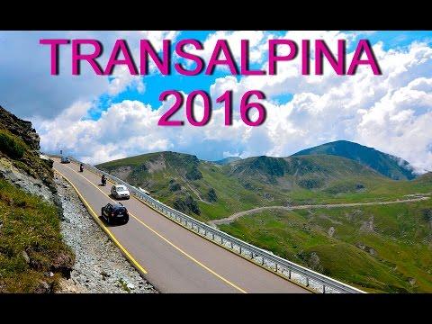 Transalpina 2016 Traseul complet Ranca - Obarsia Lotrului