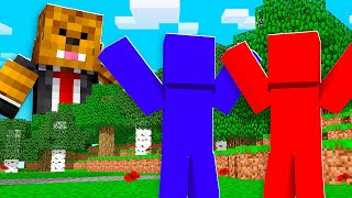 100 VS 100 Clay Soldiers In Minecraft | JeromeASF