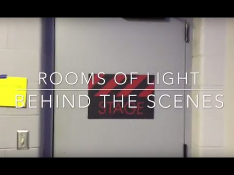 ROOMS OF LIGHT   Behind the Scenes