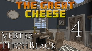 [#4] SEREK POWRACA - Minecraft - Vertez & PitchBlack - The Great Cheese - Adventure