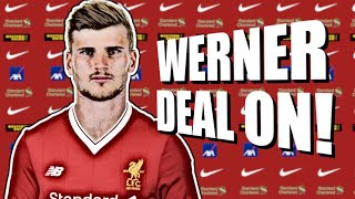 Timo Werner SNUBS Bayern Munich for Liverpool Welcome to Anfield