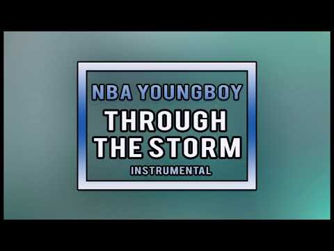 NBA YoungBoy - Through The Strom (Official Instrumental)