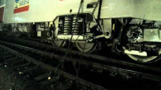 Tren deraiat în Dej-Triaj.wmv