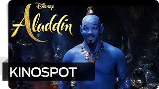 ALADDIN - Der neue Kinospot (deutsch/german) | Disney HD