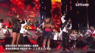 Скачать MFBTY Ft LE EXID Suga Rap Monster BTS Baro B1A4 Monster Letv 2015 Dream Concert