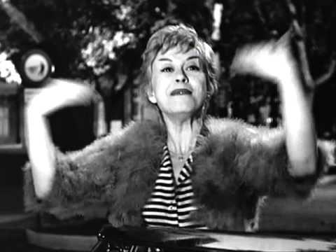 Le notti di Cabiria - ah fanatiche! (Giulietta Masina, Federico Fellini)