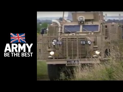 Driver - Roles in the Army - Army Jobs