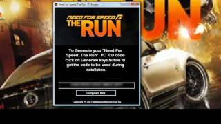 Need For Speed: The Run PC Crack