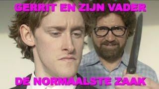 DE NORMAALSTE ZAAK VAN DE WERELD! - Gerrit en zijn vader - Mertabi