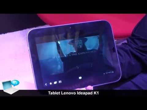 Tablet Lenovo IdeaPad K1