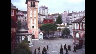 02-Монастырь Ватопед(Монастырь Ватопед – греческий монастырь, находится рядом с небольшим заливом на северо-западном берегу..., 2015-08-25T16:02:56.000Z)