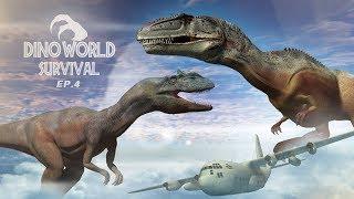 Dinosaurs world survival EP4