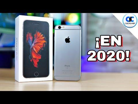 🤔Usando un IPHONE 6S en pleno 2020!! ¿aún merece la pena ?
