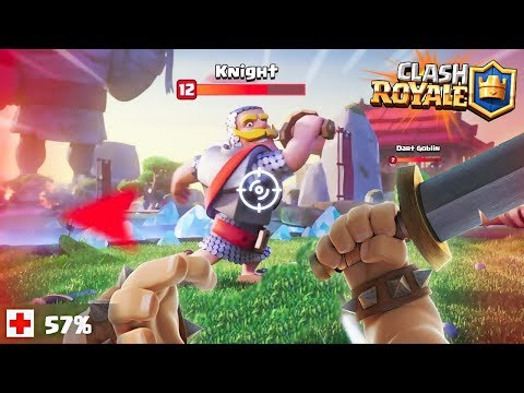 *NEW* Clash Royale in 3D FIRST PERSON!! VIRTUAL REALITY Ideas Wishlist for NEXT UPDATE [ReTrex]