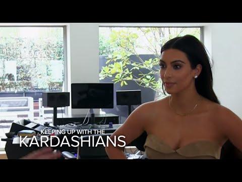 KUWTK | Kim Kardashian and Kanye West's Wedding Rehearsal | E!