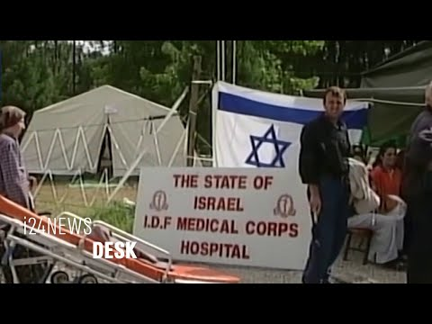 Twenty Years Since Israel Came to Turkey's Aid